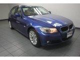 2011 Montego Blue Metallic BMW 3 Series 328i Sedan #82063372