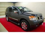 2012 Smoke Gray Nissan Armada Platinum #82063178