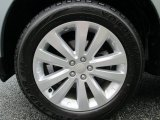 Subaru Forester 2012 Wheels and Tires