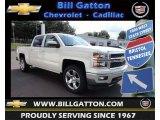 2014 White Diamond Tricoat Chevrolet Silverado 1500 LT Crew Cab 4x4 #82098881