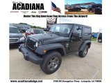2011 Black Jeep Wrangler Rubicon 4x4 #82098375