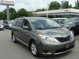 2011 Cypress Green Pearl Toyota Sienna LE #82098488