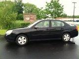 2005 Black Chevrolet Malibu LS V6 Sedan #82098603
