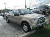 2011 Pale Adobe Metallic Ford F150 XLT SuperCrew #82098236