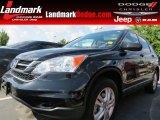 2011 Crystal Black Pearl Honda CR-V EX #82098360