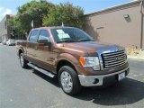 2011 Golden Bronze Metallic Ford F150 XLT SuperCrew #82098234