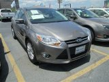 2012 Sterling Grey Metallic Ford Focus SEL 5-Door #82098228
