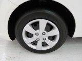 Kia Rio 2011 Wheels and Tires