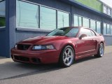 2003 Redfire Metallic Ford Mustang Cobra Coupe #82098976