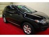 2010 Super Black Nissan Murano SL #82098340