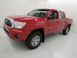 2013 Toyota Tacoma V6 SR5 Double Cab 4x4 Data, Info and Specs