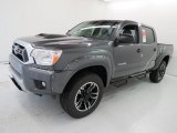 Magnetic Gray Metallic Toyota Tacoma in 2013