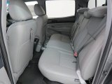 2013 Toyota Tacoma XSP-X Double Cab 4x4 Rear Seat