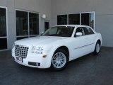 2008 Stone White Chrysler 300 Touring #8185096