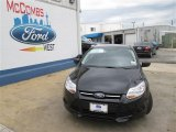 2013 Tuxedo Black Ford Focus S Sedan #82098212