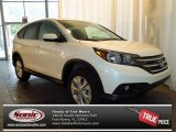 2013 White Diamond Pearl Honda CR-V EX #82098099