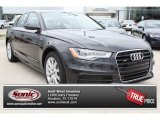 2013 Oolong Gray Metallic Audi A6 3.0T quattro Sedan #82098574