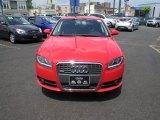2008 Brilliant Red Audi A4 2.0T quattro Sedan #82098836