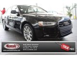 2013 Brilliant Black Audi A4 2.0T quattro Sedan #82098573