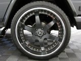Mercedes-Benz G 2004 Wheels and Tires