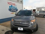 2013 Sterling Gray Metallic Ford Explorer Limited #82098203