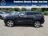 2014 Black Forest Green Pearl Jeep Grand Cherokee Limited 4x4 #82098307