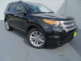 2013 Tuxedo Black Metallic Ford Explorer XLT #82098454