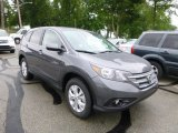 2013 Polished Metal Metallic Honda CR-V EX AWD #82098811