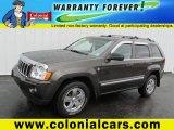 2006 Dark Khaki Pearl Jeep Grand Cherokee Limited 4x4 #82098935