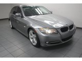 2009 Space Grey Metallic BMW 3 Series 335i Sedan #82098680