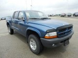 2003 Dodge Dakota SXT Quad Cab 4x4 Data, Info and Specs