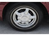 Buick LeSabre 2001 Wheels and Tires