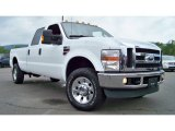 2009 Ford F350 Super Duty Lariat Crew Cab 4x4 Data, Info and Specs