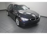 2013 Black Sapphire Metallic BMW 3 Series 328i Sedan #82098672