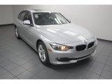2013 Glacier Silver Metallic BMW 3 Series 320i Sedan #82098671