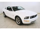 2006 Performance White Ford Mustang V6 Premium Coupe #82098766