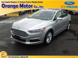 2013 Ingot Silver Metallic Ford Fusion SE #82098395