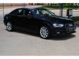 2013 Brilliant Black Audi A4 2.0T quattro Sedan #82098888