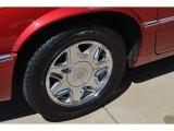 Cadillac Eldorado 1999 Wheels and Tires