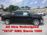 2014 Onyx Black GMC Sierra 1500 SLE Crew Cab 4x4 #82161534