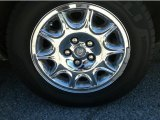 Jaguar XJ 1999 Wheels and Tires