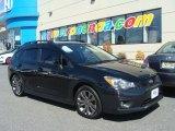2012 Obsidian Black Pearl Subaru Impreza 2.0i Sport Premium 5 Door #82161632