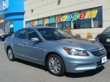 2012 Celestial Blue Metallic Honda Accord EX-L Sedan #82161629