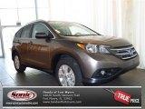 2013 Urban Titanium Metallic Honda CR-V EX-L #82160889