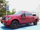 2013 Ruby Red Metallic Ford F150 FX2 SuperCrew #82160997