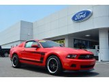 2012 Race Red Ford Mustang V6 Premium Coupe #82161101