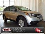 2013 Alabaster Silver Metallic Honda CR-V EX #82160879