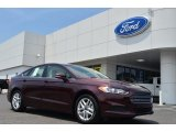 2013 Bordeaux Reserve Red Metallic Ford Fusion SE #82161098