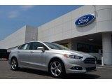 2013 Ingot Silver Metallic Ford Fusion SE 2.0 EcoBoost #82161097