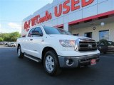 2011 Magnetic Gray Metallic Toyota Tundra SR5 Double Cab #82160979